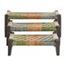 <strong>3 Piece Wood Bench Set</strong> by Woodland Imports