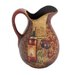 <strong>Woodland Imports</strong> Yangtze's Décor Ceramic Pitcher for Summer Blooms