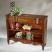 "Butler Plantation Cherry 33"" Bookcase"