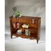 Plantation Cherry Bookcase with Three Drawers