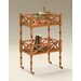 <strong>Masterpiece Foster Mobile Serving Cart</strong> by Butler