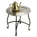 Metalworks Moroccan End Table