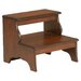 Plantation Cherry 2-Step Step Stool