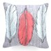 <strong>Wesley Bird Feathered Polyester Throw Pillow</strong> by DENY Designs