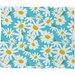 DENY Designs Zoe Wodarz Daisy Do Right Fleece Throw Blanket