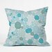 <strong>Camilla Foss Eggs I Throw Pillow</strong> by DENY Designs