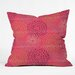 <strong>Kerrie Satava Surprise Bloom Throw Pillow</strong> by DENY Designs