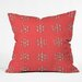 <strong>Ingrid Padilla Flakes A Flutter Throw Pillow</strong> by DENY Designs