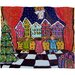 <strong>Renie Britenbucher Christmas Angel Plush Fleece Throw Blanket</strong> by DENY Designs
