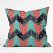 <strong>Sam Osborne Christmas Trees Throw Pillow</strong> by DENY Designs