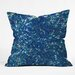 <strong>Social Proper Tinsel Ii Throw Pillow</strong> by DENY Designs