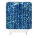 <strong>Social Proper Tinsel Ii Woven Polyester Shower Curtain</strong> by DENY Designs