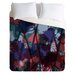 <strong>Sarah Bagshaw Light Weight Thistles Duvet Cover</strong> by DENY Designs