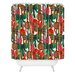 DENY Designs Aimee St Hill Baubles Woven Polyester Shower Curtain