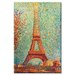 The Eiffel Tower Canvas Wall Art