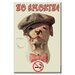 <strong>Buyenlarge</strong> No Smoking Graphic Art on Canvas