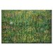 Patch of Grass by Van Gogh Canvas Wall Art