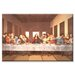 <strong>'The Last Supper' Painting Print on Canvas</strong> by Buyenlarge