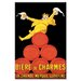 Biere de Charmes Canvas Wall Art