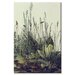 The Large Piece of Grass Canvas Wall Art