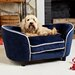 Enchanted Home Pet Ultra Plush Snuggle Dog Sofa