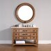 "<strong>Malibu 48"" Single Vanity Set with Stone Top</strong> by James Martin Furniture"