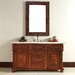 """<strong>Marrakesh 60"""" Single Vanity Set with Stone Top</strong> by James Martin Furniture"""