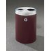 <strong>Glaro, Inc.</strong> RecyclePro Dual Stream 33 Gallon Multi Compartment Recycling Bin