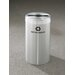 <strong>Glaro, Inc.</strong> RecyclePro Value Series Single Stream 23 Gallon Industrial Recycling Bin