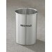 <strong>RecyclePro Single Stream Open Top 5 Gallon Recycling Waste Basket</strong> by Glaro, Inc.