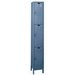 Hallowell ValueMax 3 Tier 1 Wide Contemporary Locker