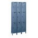Value Max Locker Triple Tier 3 Wide (Knock-Down) (Quick Ship) by Hallowell