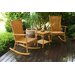 Portside 3 Piece Rocker Seating Group with Cushions