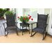 <strong>Portside 3 Piece Rocker Seating Group with Cushions</strong> by Tortuga Outdoor