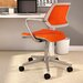 "Steelcase 33.25"" Mesh QiVi Office Chair with Arms"