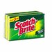 <strong>Scotch-Brite Heavy-Duty Scrub Sponge, 3/Pack</strong> by 3M