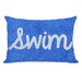 One Bella Casa Swim Dots Pillow