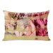 <strong>Field of Roses Pillow</strong> by One Bella Casa