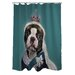 Pets Rock Queen Polyester Shower Curtain