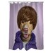 Pets Rock Teen Polyester Shower Curtain
