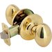 Door Knob Hall and Closet Passage Lockset