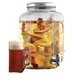 <strong>Wine Enthusiast</strong> Mason Jar Beverage Dispenser