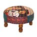 <strong>Divine Designs</strong> Patchwork Ottoman