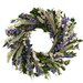 Lavander Farm Wreath