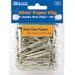 <strong>Jumbo (50mm) Silver Paper Clip Set</strong> by Bazic