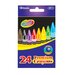 <strong>24 Color Premium Quality Crayon Set</strong> by Bazic
