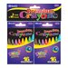 Bazic 16 Premium Quality Crayon