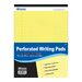 <strong>Perforated Writing Pad (Set of 48)</strong> by Bazic