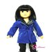 "No Turnimg Back Coat for 18"" American Girl Doll"