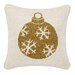 <strong>Peking Handicraft</strong> Ornament Needlepoint Pillow